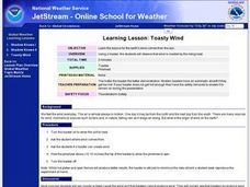 Toasty Wind Lesson Plan