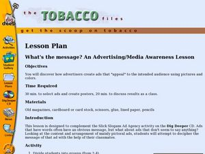 Tobacco Lesson Plan