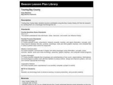 Touring Bay County Lesson Plan