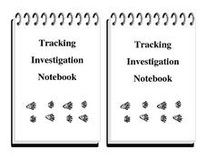 Tracking Investigation Notebook Lesson Plan