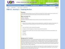 Tracking the Sun Lesson Plan