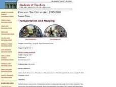 Transportation and Mapping Lesson Plan