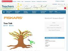 Tree Talk Lesson Plan