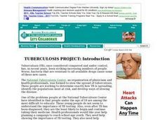 Tuberculosis Project Lesson Plan
