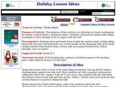 Turkey Bowl Lesson Plan