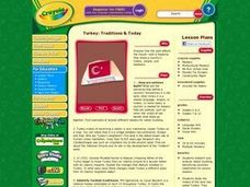 Turkey: Traditions And Today Lesson Plan