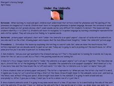 Under the Umbrella Lesson Plan