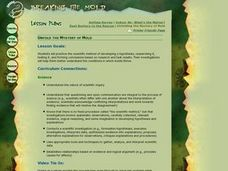 Unfold the Mystery of Mold Lesson Plan