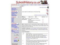 Union Flag Lesson Plan