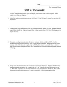 Worksheets Net Forces Worksheet collection net force worksheet 8th grade pictures for rich template