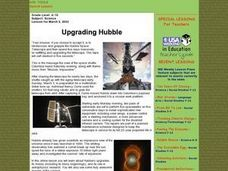 Upgrading Hubble Lesson Plan