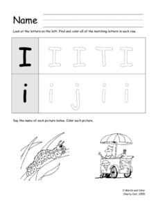 Upper And Lower Case Ii Worksheet