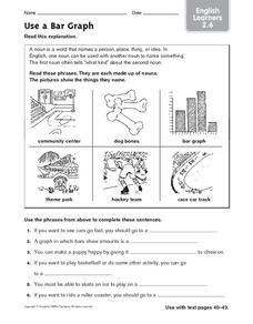 Use a Bar Graph Worksheet