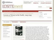 Victory in the Pacific Lesson Plan