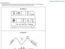 Visual Descriptions Worksheet