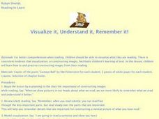 Visualize It, Understand It, Remember It! Lesson Plan
