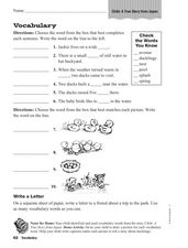 "Vocabulary: ""Chibi: A True Story from Japan"" Worksheet"