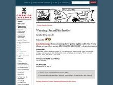 Warning: Smart Kids Inside! Lesson Plan