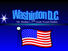 Washington D.C. Lesson Plan