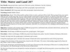 Water and Land 207 Lesson Plan