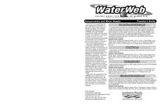 WaterWeb - Conservation and Water Supply Lesson Plan
