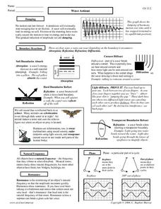 Printables. Wave Interference Worksheet. Kigose Thousands