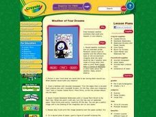 Weather of Your Dreams Lesson Plan