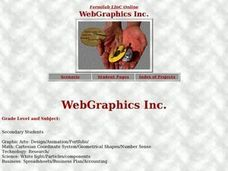 WebGraphics Inc. Lesson Plan