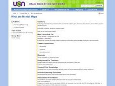 What are Mental Maps Lesson Plan