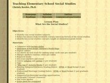 What Are the Social Studies? Lesson Plan
