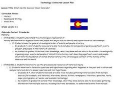 What Can We Discover About Colorado? Lesson Plan