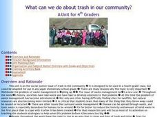 What Can We Do About Trash in Our Community? Lesson Plan