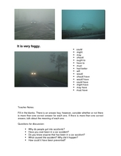 What happens when it's foggy? Lesson Plan