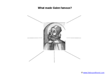 What Made Galen Famous? Worksheet