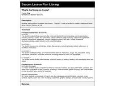 What's the Scoop on Casey Lesson Plan