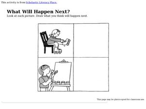 What Will Happen Next? Worksheet