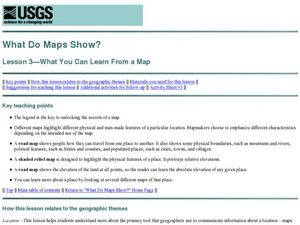 What You Can Learn From a Map Lesson Plan