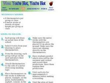 When You're Hot, You're Hot! Lesson Plan