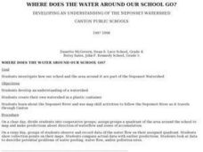 Where Does the Water Around Our School Go? Lesson Plan