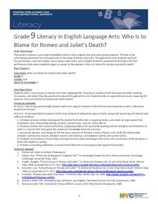 romeo and juliet death essay  mavijplusco who is to blame for romeo and juliets death essay original essays