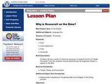 Why is Roosevelt on the Dime? Lesson Plan