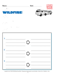 Wildfire! Lesson Plan