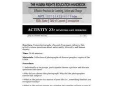 WINDOWS AND MIRRORS Lesson Plan