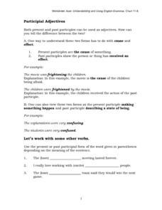 worksheet azar understanding and using english grammar chart 11 8 3rd 4th grade worksheet. Black Bedroom Furniture Sets. Home Design Ideas