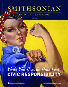 World War II on the Home Front:  Civic Responsibility Lesson Plan