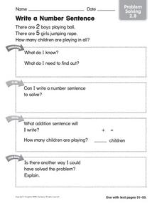 Worksheet Number Sentence Worksheets 2nd Grade number sentences worksheets 2nd grade intrepidpath writing addition grade