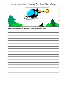 Writing Endings Worksheet