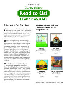 Young Readers Lesson Plan