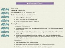 Zapping Frog Lesson Plan