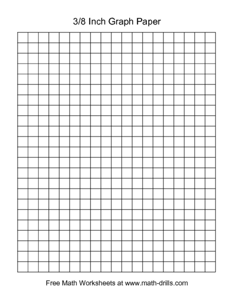 The 0 5 Cm Graph Paper With Black Lines A